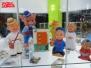 Expoziții în centrele comerciale Auchan din Titan și Drumul Taberei, București (iunie-august 2016)