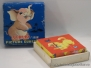 Jocuri carton, plastic si lemn - Jucarii straine