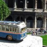 Autobuzul ONT la Roma